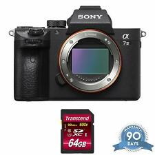 Sony Alpha a7 III Mirrorless Digital Camera (Body Only)  RENEWED