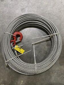 "Tractel Griphoist 9/16"" 253' Cable"