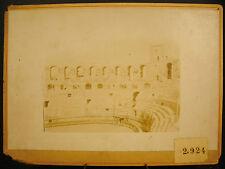 Foto c 1900 Arles arene Fotografia antica 18 cm