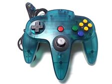 Nintendo 64 / Clear Blue Controller /Japan
