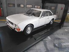 PEUGEOT 504 Coupé MKI 1969 blanc white 184825 NOREV 1:18