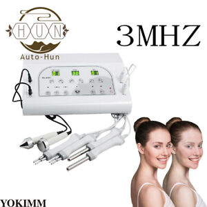NEW Microcurrent Face Spa Electrotherapy Beauty Machine Ultrasound BIO-Skin Lift