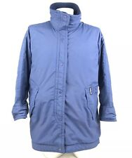 Patagonia Womans Jacket Parka Vintage 90s USA Blue Small