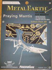Praying Mantis Metal Earth 3D Laser Cut Metal Model Fascinations insect MMS069