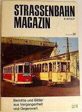 Tranvía Revista Folleto 31 Febrero 1979, S. 1-80 De Franckhche Editorial Acción