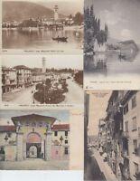 LOMBARDIA ITALY ITALIA 238 Vintage  Postcards Mostly pre-1940.