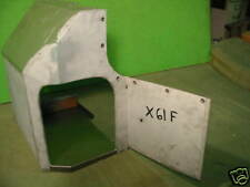 Jaguar XK140 XK 140 BATTERY BOX ASSEMBLY (#X61F)