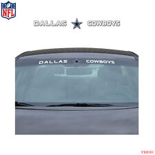 Brand New NFL Dallas Cowboys Car Truck SUV Windshield Window Decal Sticker