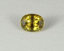 Turmalin gelb 1,00 cts  yellow Tourmaline Tansania koxgems