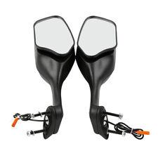 Rear View Mirrors W/ LED Turn Signal For Honda CBR1000RR CBR 1000 RR 2008-2012