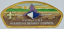 Hiawatha Seaway Council (NY) S-3 CSP  BSA