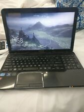 Toshiba Satellite Laptop L850, i7-3610QM@2.3GHZ, 8GB RAM, 750GB HDD, Win10 Pro,
