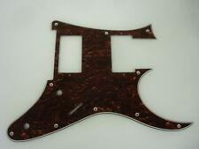 Front route guitar pickguard fits RG550 Jem RG  Pickguard HXH Tortise