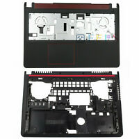 New Dell Inspiron 15 7559 Upper Palmrest 0H7FN1 W Touchpad & Bottom Case 08FGMW