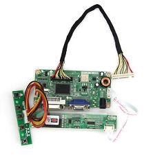 LCD Controller Board(VGA+DVI) for LP154WX4-TLC1 B154EW08 LTN154AT01 CLAA154WA05A