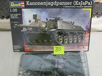 Revell 03068 Kanonenjagdpanzer KaJaPa 1:35 Bausatz Konvolut Restposten Abverkauf