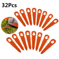 32pcs Cutter Blade For Stihl PolyCut 2-2 FSA 45 Lawn Mower Trimmer Tool Parts