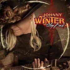 Johnny Winter Step Back LP Vinyl 2014 180gm 33rpm