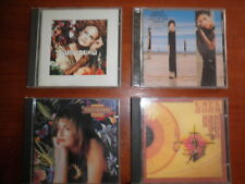 LOTE 4 CD´S N. OLDFIELD CAJSA STINA IMBRUGLIA K BUSH ORIGINAL COMPLETOS PERFECT