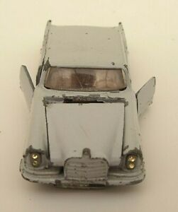 Lone Star Impy Road Master Super Cars Grey Mercedes Benz 220SE 1/65 Restoration