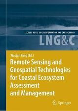 Remote Sensing and Geospatial Technologies for Coastal Ecosystem-ExLibrary