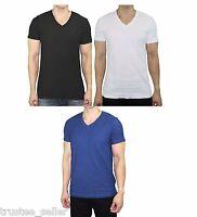 Diesel Brand Men's T-Tossik Slim Fit Short Sleeve Vneck Tee T Shirt Top