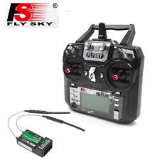 Flysky FS-i6X 10CH 2.4G RC Transmitter With iA6B Receiver for RC Car Quadcopter
