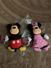 New listing Mattel Fisher Price Sing A Ma Jigs 2011 Rare Mickey And Minnie Mouse