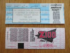 Unused The Cure May 21, 1992 Centrum Worcester Mass Concert Tour Ticket