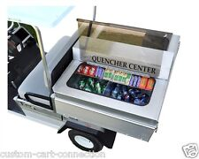 Refreshment Concession Center For Club Car CarryAll 1 Golf Carts