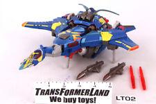 Jetstorm 100% Complete Ultra Beast Machines Transformers