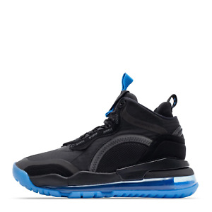 Sneakers Jordan Aerospace 720 Men's Black/Blue NBA Basketball New With Box