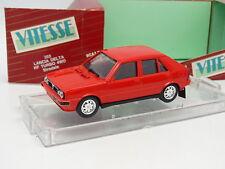 Vitesse 1/43 - Lancia Delta Turbo HF 4WD Rouge