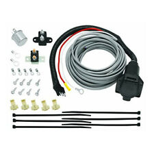 Tow Ready 118607 Pre-Wired Brake Control Wiring Kit Adapter, 7-Way Connector