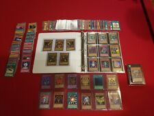 Yugioh card Collection Lot! 75+ Super Rare, Ultra Rare, Rare Cards, Exodia LOB