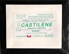 Chavant Castilene (Medium) Sculpture and Prototype Compound - 2.5lb