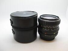 Pentax smc PENTAX-M ZOOM 28-50mm f/3.5-4.5 MF Zoom 35mm SLR w/ Caps