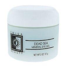Swisa Beauty Dead Sea Mineral Eye Gel  - 2.0oz - For All Skin Types