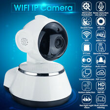 Wireless Pan Tilt 720P HD Security Network CCTV IP Camera Night Vision WIFI IR
