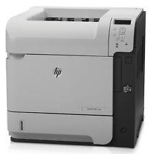 REFURBISHED HP LaserJet Enterprise 600 M601N Laser Printer W/Toner  CE989A M601