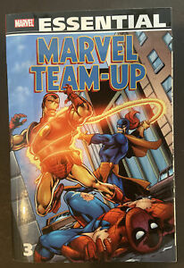 Essential Marvel Team Up Vol 3  Unread🔥NM-MT Condition! Packed Away For Years!