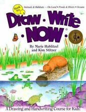 Draw Write Now: Draw Write Now Bk. 6 : Animal Habitats - On Land, Ponds and...
