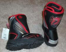 SPIDER-MAN BOYS TODDLER SIZE 7-8 WINTER SNOW BOOTS - BRAND NEW!