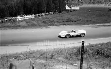 1965 Player's 200 Mosport Jim Hall #66 Toronto Orig. B&W 35mm Film Negative #2