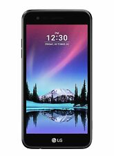 "LG K4 2017 SIM Free Smartphone - Black 5"" Display, 8GB Memory, 5MP, 1GB Ram"
