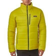 $249 NWT Patagonia Mens Hyper puff Jacket Coat Parka BRAND NEW Green Small S