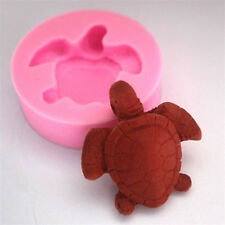 FD2344 Sea Turtle Silicone Baking Mould Cake Chocolate Soap Candle Mold Craft