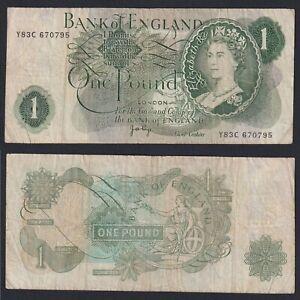 Regno Unito 1 pound 1970(77) BB/VF  A-10