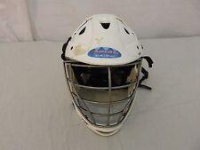 Youth Children Unisex Gait White Lacrosse Helmet Complete Coverage 32143