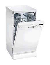Siemens SR215W03CE Geschirrspüler Spülmaschine freistehend 45cm weiß EEK: A+